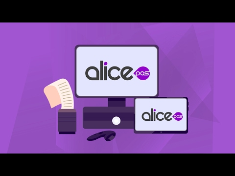 Alice POS: Extremely Powerful, All-in-One, Point-of-Sale Solution - English
