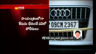 KBR Park Firing: Suspended Greyhound police suspected for attack on Nityananda Reddy