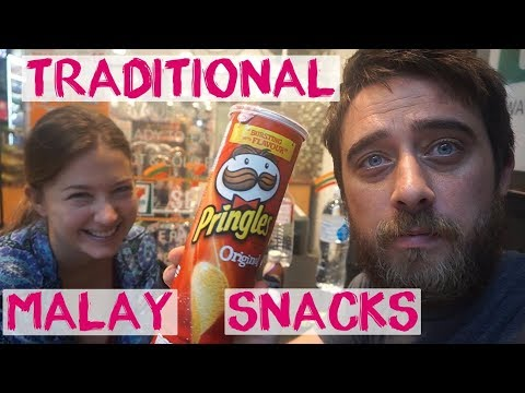 Traditional Malaysian Snacks | Best day in Penang | Malaysia Travel Vlog 4