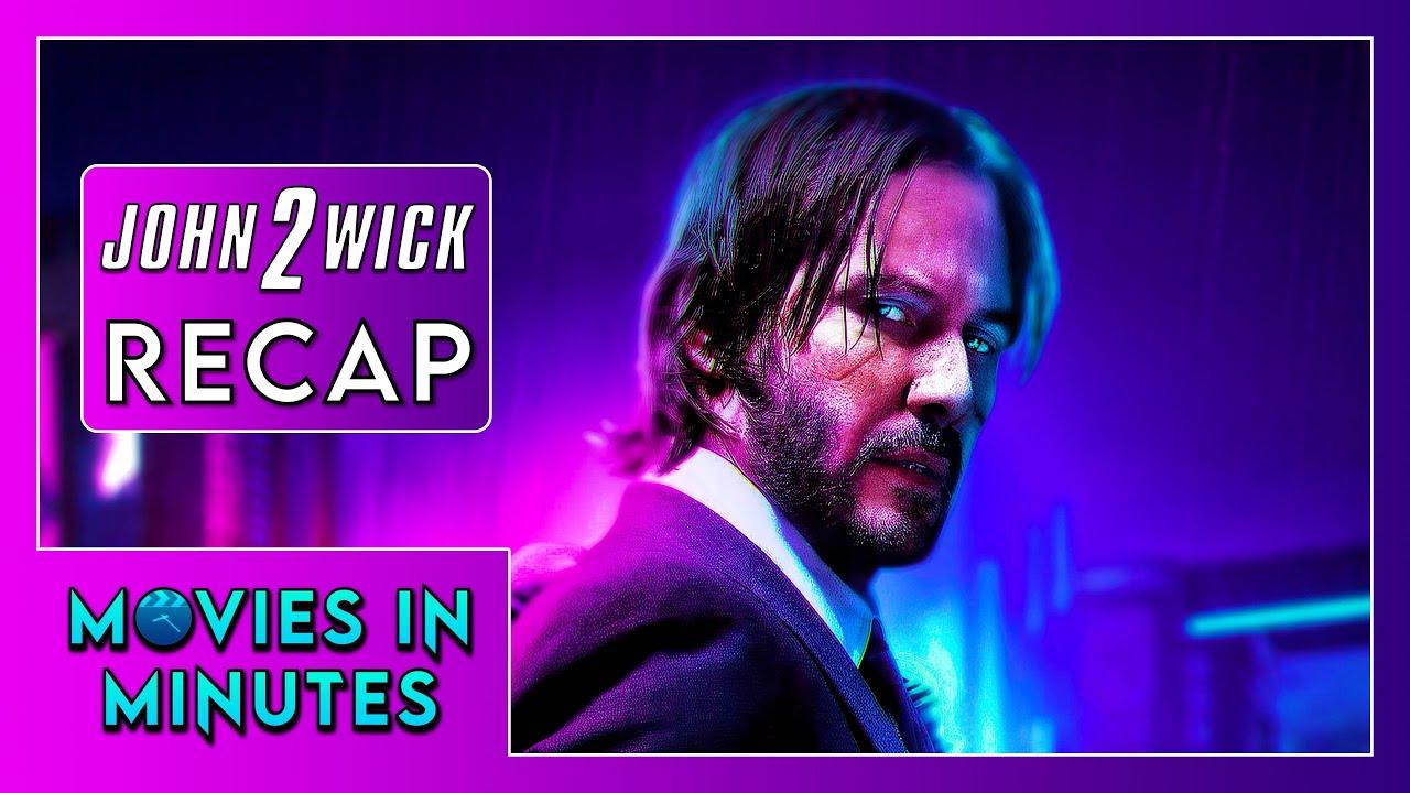 John Wick Chapter 2 In 4 Minutes Movie Recap