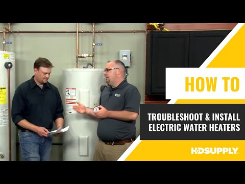 A.O. Smith - Residential Electric Water Heaters - HD Supply Facilities Maintenance
