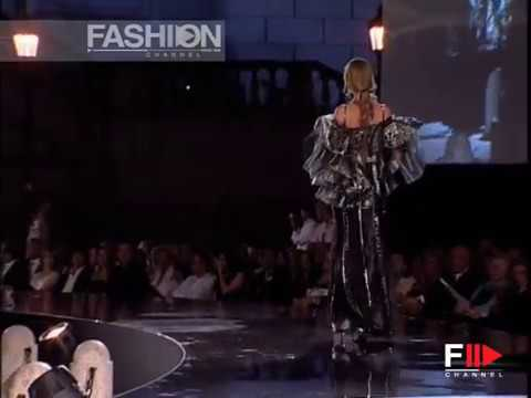 """Fashion Show """"Gattinoni"""" Autumn Winter 2007 2008 Haute Couture 4 of 6 by Fashion Channel"""