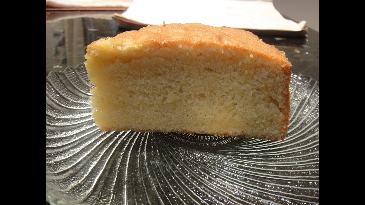 How To Make Mrs Ng Sk S Traditional Vanilla Butter Cake