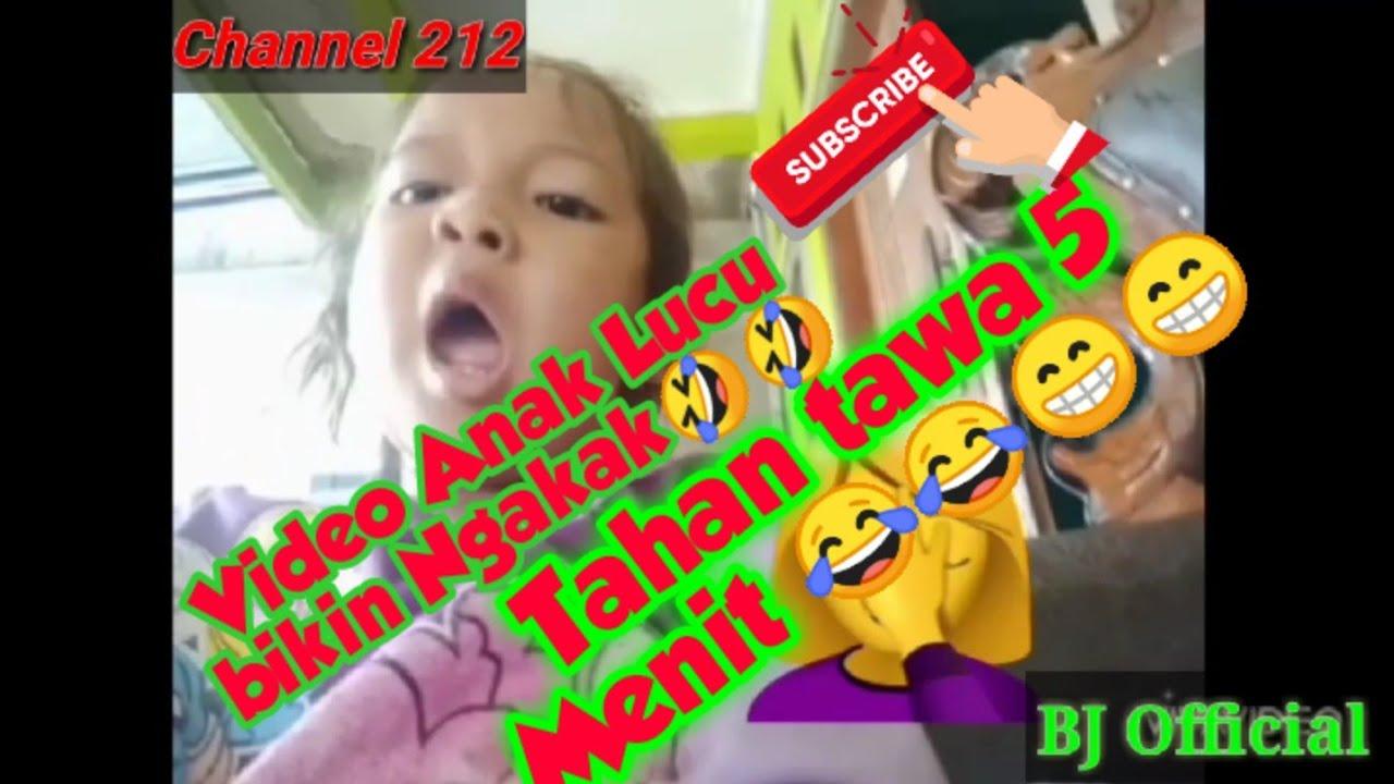 Video Anak Lucu bikin Ngakak😂🤣 Tahan Tawa 5 menit