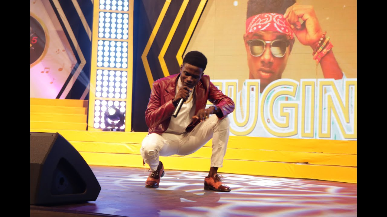 Eugine Performs his own song @MTN Hitmaker 2016 Second Show - YouTube
