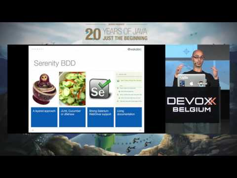 Serenity BDD - from executable specifications to living documentation by Alex Soto