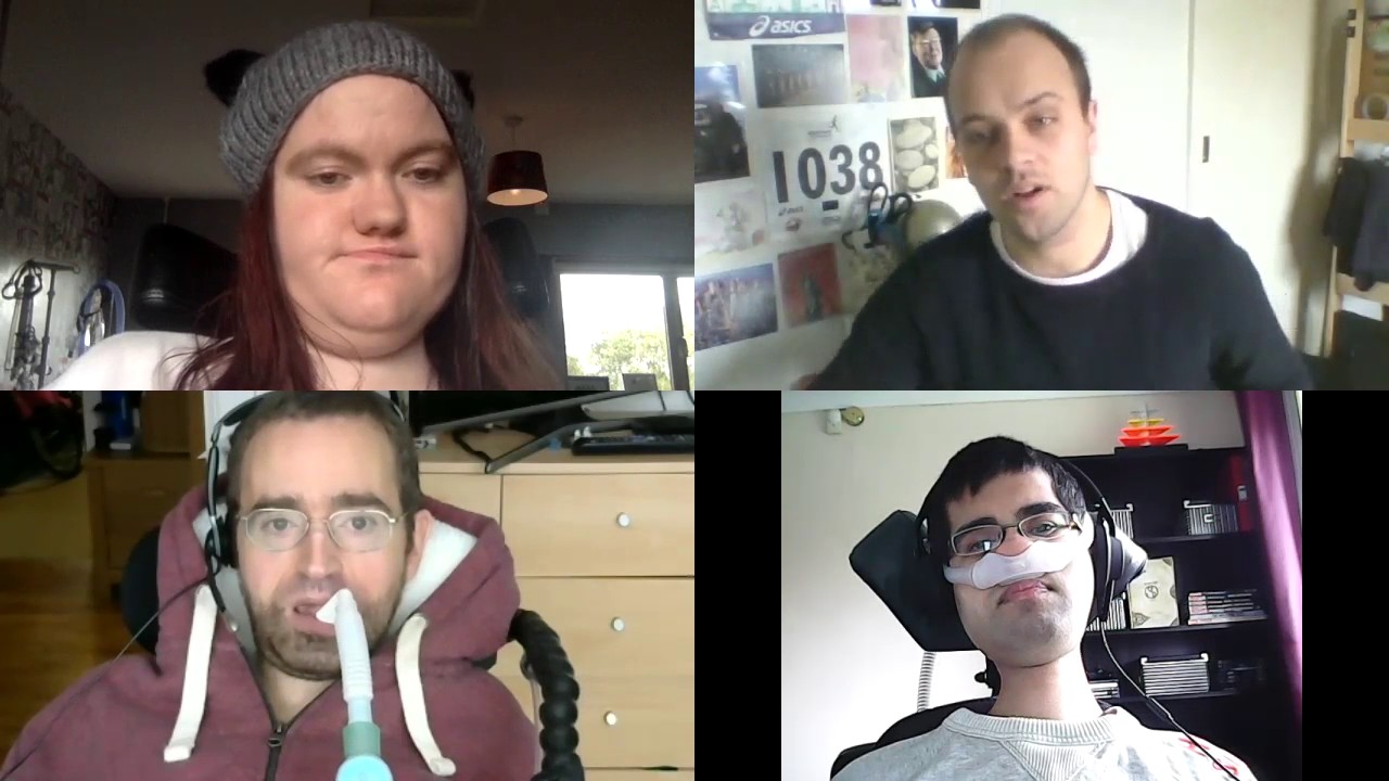 Muscle Owl Talks Ep20: Life Expectancy and Muscular ...