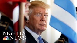 Gen. Kelly Defends Donald Trump's Call To Fallen Soldier's Widow | NBC Nightly News