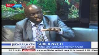 Suala Nyeti: Sheria ya  kupunguza kongamano ya matatu jijini    Jukwaa la KTN