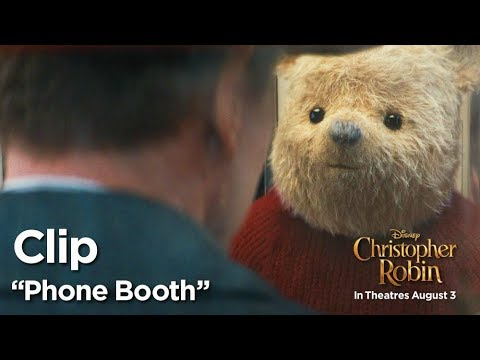 """Christopher Robin """"Phone Booth"""" Clip"""