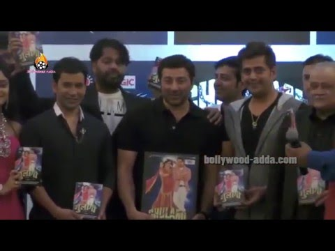 Ghulami Bhojpuri (2015) - Trailer Launch - Nirhua - Tinu Verma - Ravi Kishan - Promotion Events