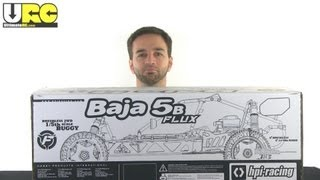 HPI Baja 5B Flux Unboxing (long, boring)