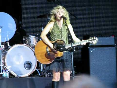 The Band Perry- Walk Me Down The Middle/ Lasso 5-26-12