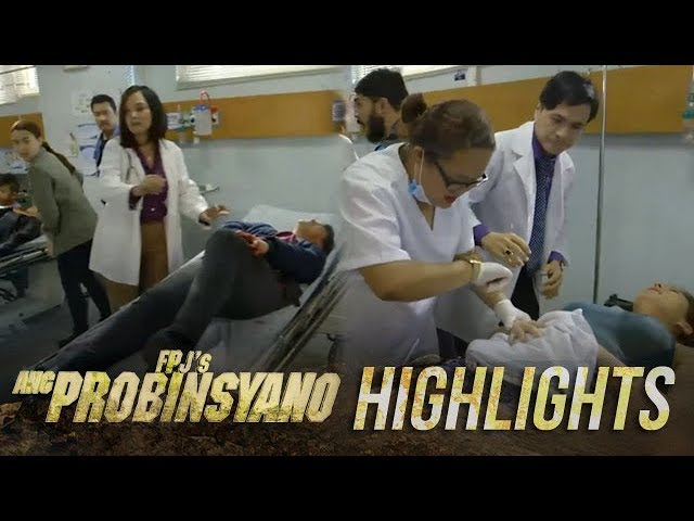 FPJ's Ang Probinsyano: Vendetta rushes their wounded members to the hospital