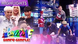 Team Showtime and Team Team The Mall, The Merrier face off | It's Showtime Havey o Waley
