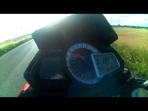 [HD] Benelli BN251 0-120 Km/h Acceleration.