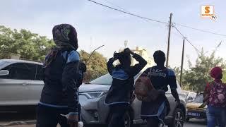 Soutien Cem Elh Malick Sy : Des élèves de Dakar font du boucan dans les écoles visitées (Senego TV)