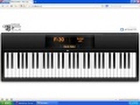 Titanic - My heart will go on! - Virtual piano [Full version]