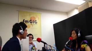 インターネットラジオfmGIG 『ふーみんのLuppy Shower』 のゲストトーク...