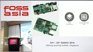 What is Android Things  - Denis Neklyudov  - FOSSASIA 2018