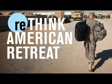 American retreat and the rise of Russia, China, and Iran | reTHINK TANK