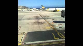 Luftverkehr Flughafen Gran Canaria