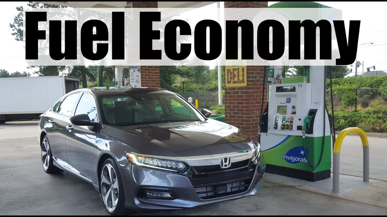 2019 Honda Accord 2 0t Fuel Economy Mpg Review Fill Up Costs