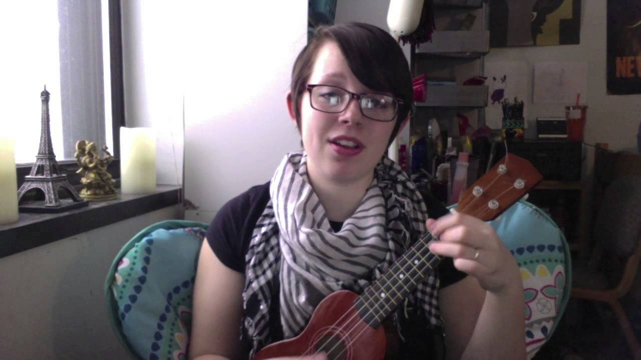 I Just Wanna Run The Downtown Fiction Ukulele Cover Youtube