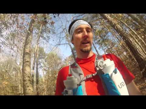 GoPro Run Mountain to Sea Trail Falls Lake section 3