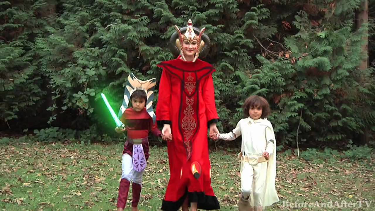 halloween costumes for kids star wars youtube