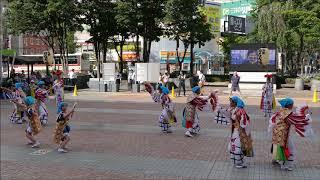 2018./08/04 【会場】 パレード:盛岡市中央通り 伝統さんさ:盛岡駅滝...