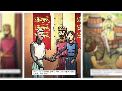 Magna Carta Animated Graphic Novel