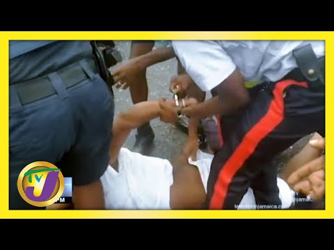 Jamaica's Alarming Covid Cases   Man in Viral Video Arrested   TVJ News