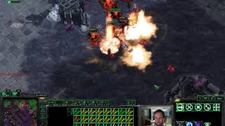 Seeker Missile getting nerfed to 0damage next patch.  Here's 28 missiles fired at Queens/Broodlords