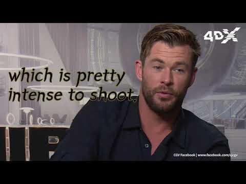 Kata Chris Hemsworth Soal Men In Black Di 4DX