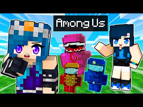 Among Us Hide and Seek in Minecraft! - ItsFunneh