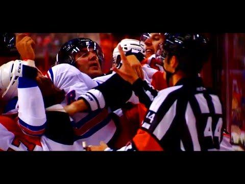 Broadway vs. Broad Street: 2014 Stanley Cup Playoffs (HD)