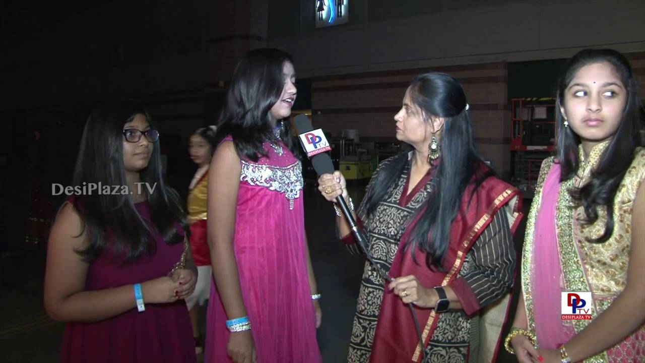 Z TV Kannada Saregamapa contestants speaking to DPTV 9th AKKA World Kannada Conference