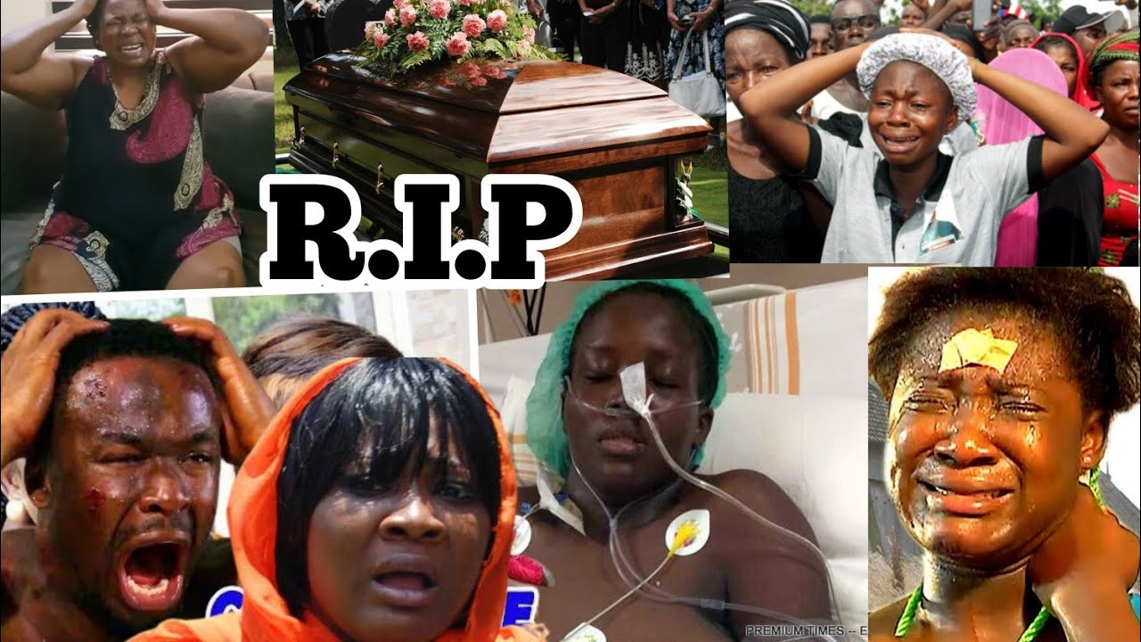 Download RIP 😭 ADA AMEH NOLLYWOOD ACTRESS MOURÑ AS SHE REMEMBERED HER DAUGHTER'S DÈATH TODAY WITH END SARS
