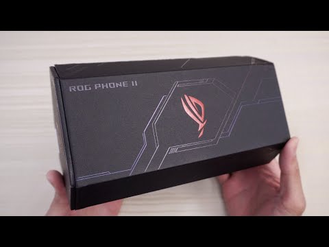 Asus ROG Phone 2 - Unboxing!