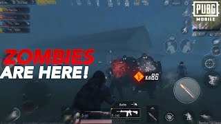 ZOMBIE MODE IS OUT! - Version 0.11.0 | PUBG Mobile x Resident Evil 2