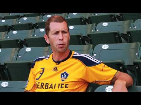 Gregg Berhalter: LA's Coach on the Field