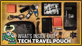 What's in my Tech Bag! - PACKED - List and Overview