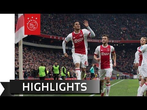 Highlights Ajax - Roda JC