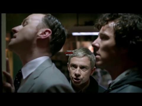 Mycroft | Funny moment