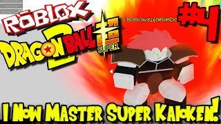 I NOW MASTERED SUPER KAIOKEN! | Roblox: Dragon Ball Super 2 (Demo Release) - Episode 4
