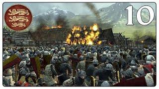 REBELLION IN WALES - 1078 Medieval Wars Campaign (Attila) #10