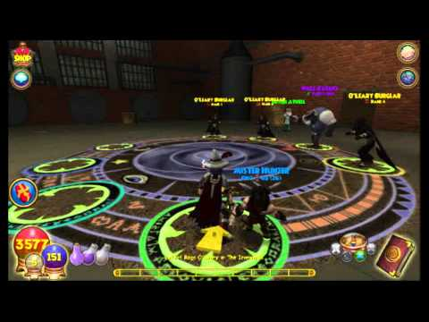 Wizard101 W101 Death Bone Dragon Pet Quest Lvl 78 Test Realm