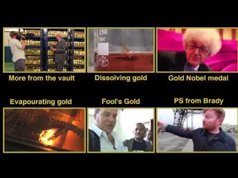 Gold Bullion Vault - Periodic Table of...