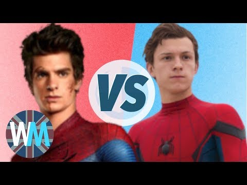 Tom Holland Vs. Andrew Garfield